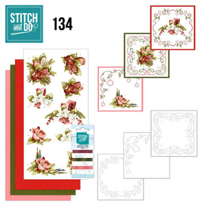 Stitch & Do Kit 134 Touch of Christmas