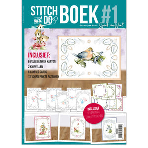 Stitch and Do A6 Book 1
