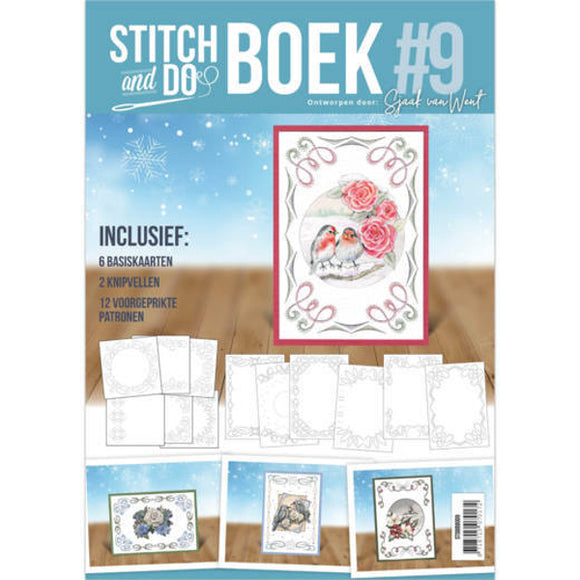 Stitch and Do Book 9