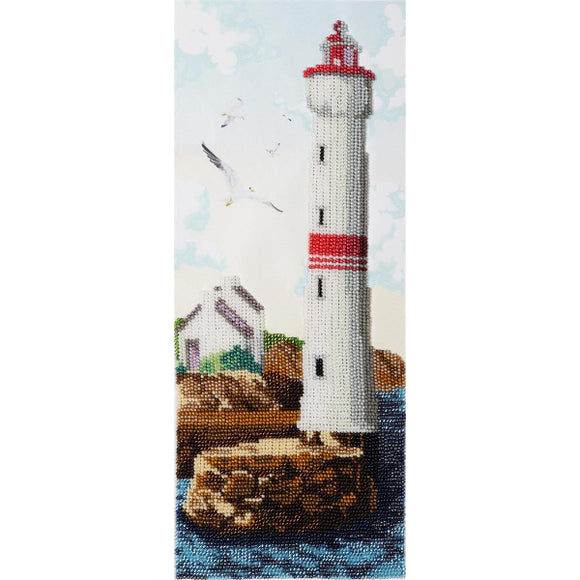Lighthouse of Hope Beaded Embroidery Kit from VDV