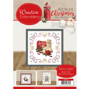 Creative Embroidery Book 18 - Nostalgic Christmas