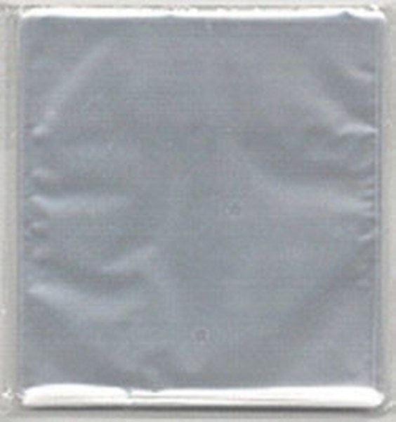 Clear Card Bags 150 mm x 150 mm pack of 50