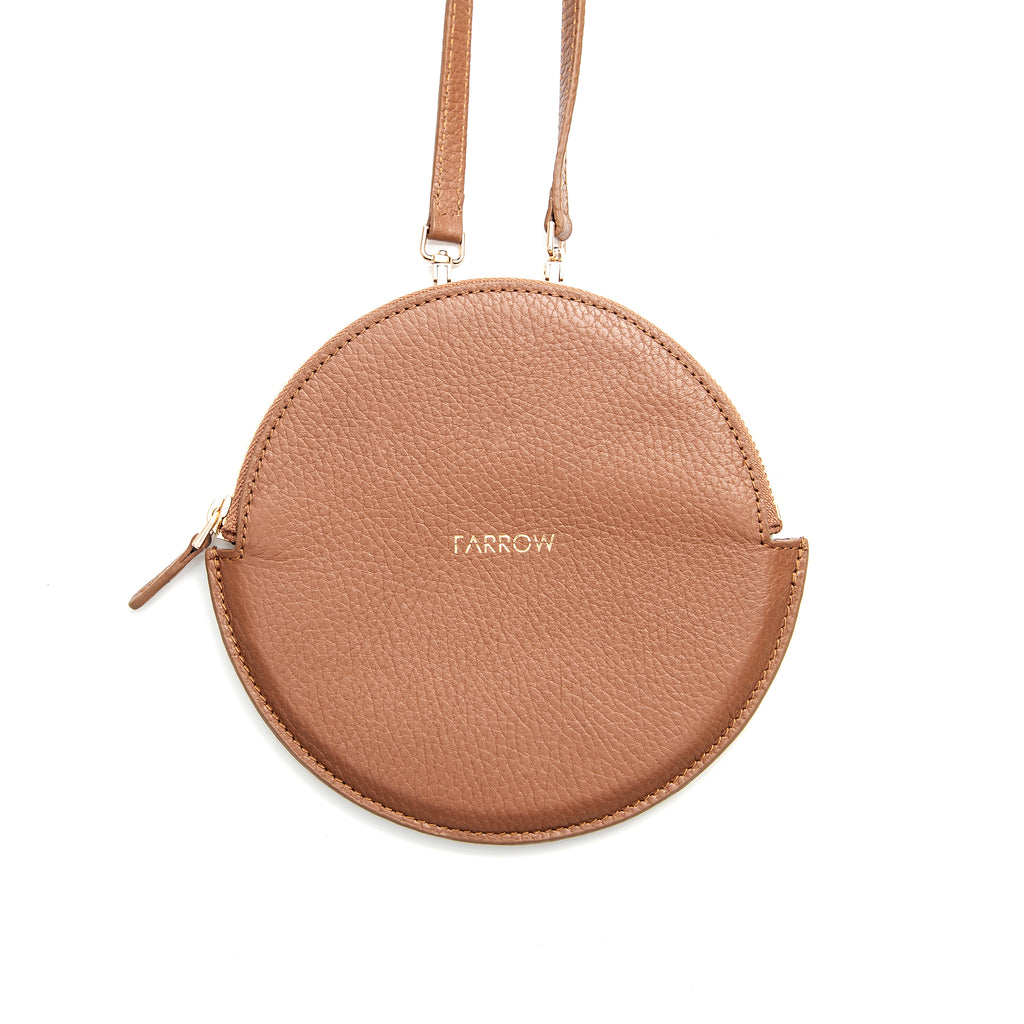 Ivy bag large - brown