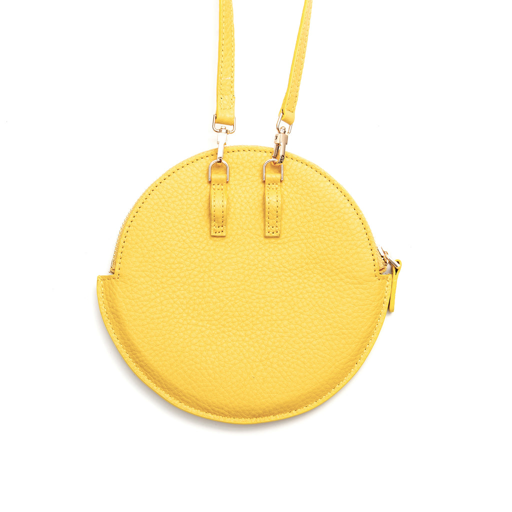 Ivy bag large - yellow
