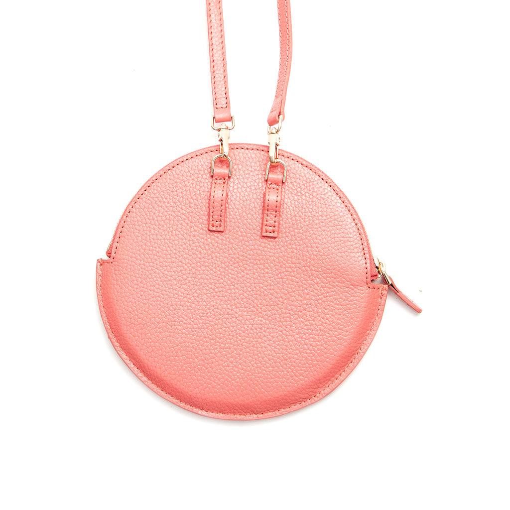 Ivy bag large - coral