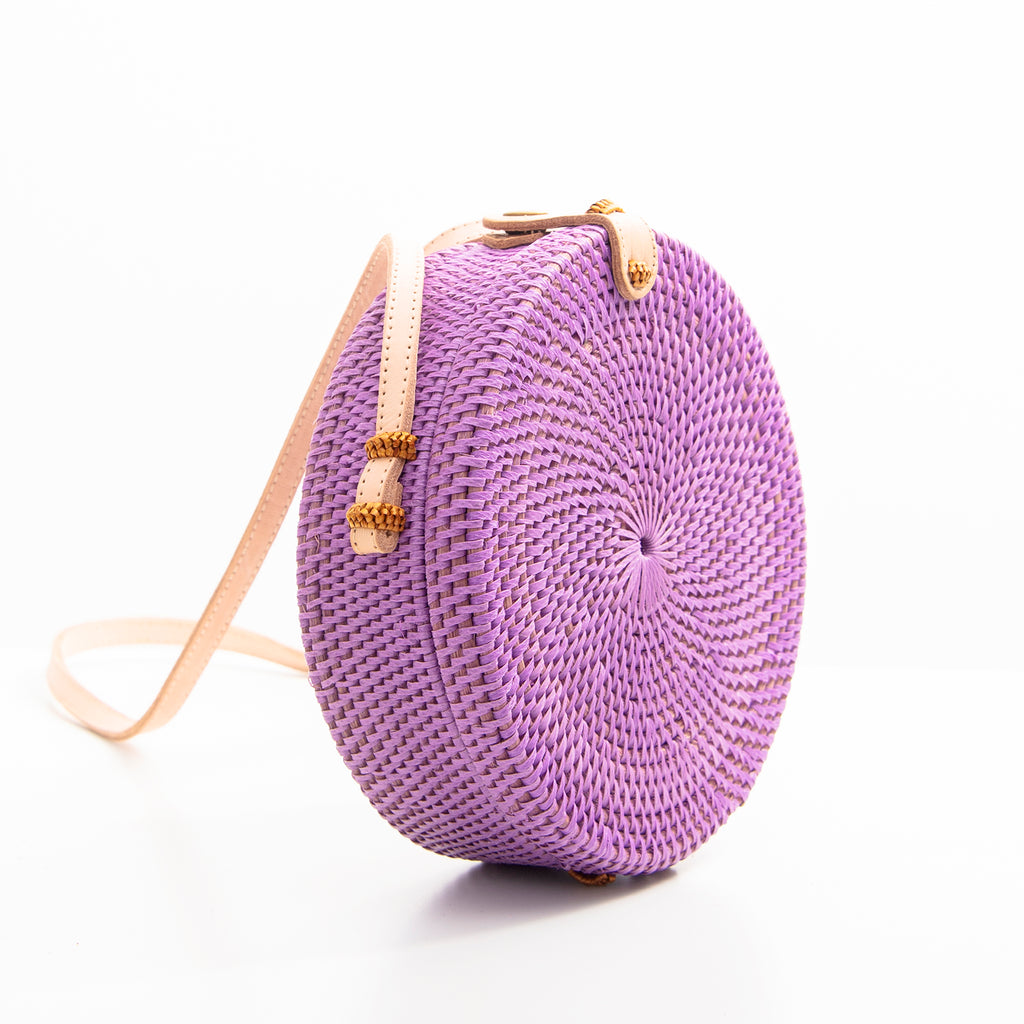 Rolling Roundie - Light purple