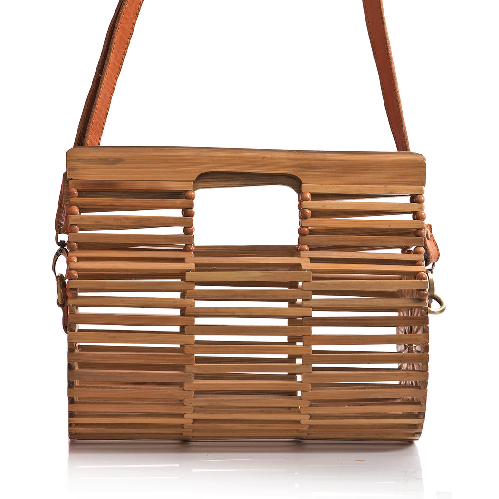 Hollie bamboo bag from farrowpeople.com
