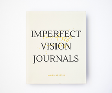 Load image into Gallery viewer, Imperfect Stock - Vision Journal CREAM (Please read description)