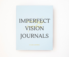 Load image into Gallery viewer, Imperfect Stock - Vision Journal BLUE (Please read description)