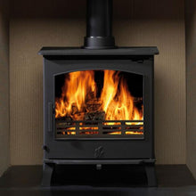 Load image into Gallery viewer, Astwood Wood Burning Stove In Fireplace Luxury Cosy
