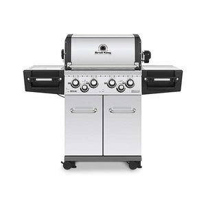 The Regal™ S490 Pro Infared Gas BBQ Front View