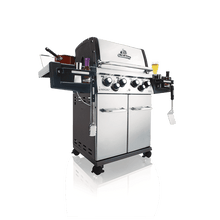 Load image into Gallery viewer, Broil King The Regal™ S490 Pro Infared Gas BBQ Side View Utensils