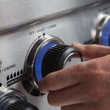 Load image into Gallery viewer, Broil King The Regal™ S490 Pro Gas BBQ Control Knob Lights