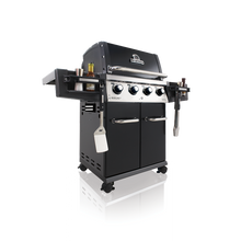 Load image into Gallery viewer, Broil King Regal 420 Pro Gas BBQ Side View Left