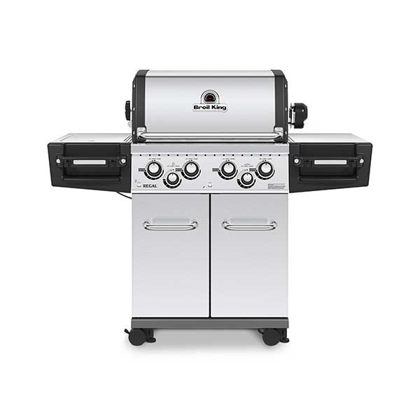Broil King The Regal™ S490 Pro Gas BBQ Front