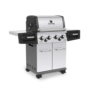 Broil King The Regal™ S490 Pro Gas BBQ Side Left View