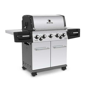 Broil King The Regal™ S590 Gas BBQ Side View