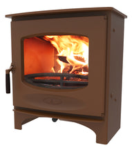 Load image into Gallery viewer, Charnwood C Seven Freestanding Wood Burning Stove Bronze