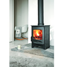 Load image into Gallery viewer, Charnwood C Six Freestanding Wood Burning Stove LOW