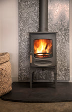 Load image into Gallery viewer, Charnwood C Four Freestanding Wood Burning Stove Living Area Small