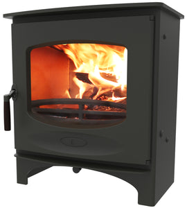 Charnwood C Seven Freestanding Wood Burning Stove Low