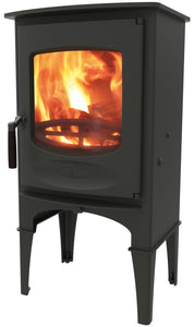 Charnwood C Six Freestanding Wood Burning Stove High Legs