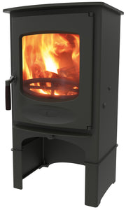 Charnwood C Six Freestanding Wood Burning Stove Storage