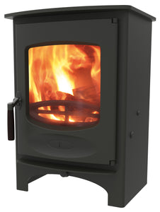 Charnwood C Six Freestanding Wood Burning Stove Low