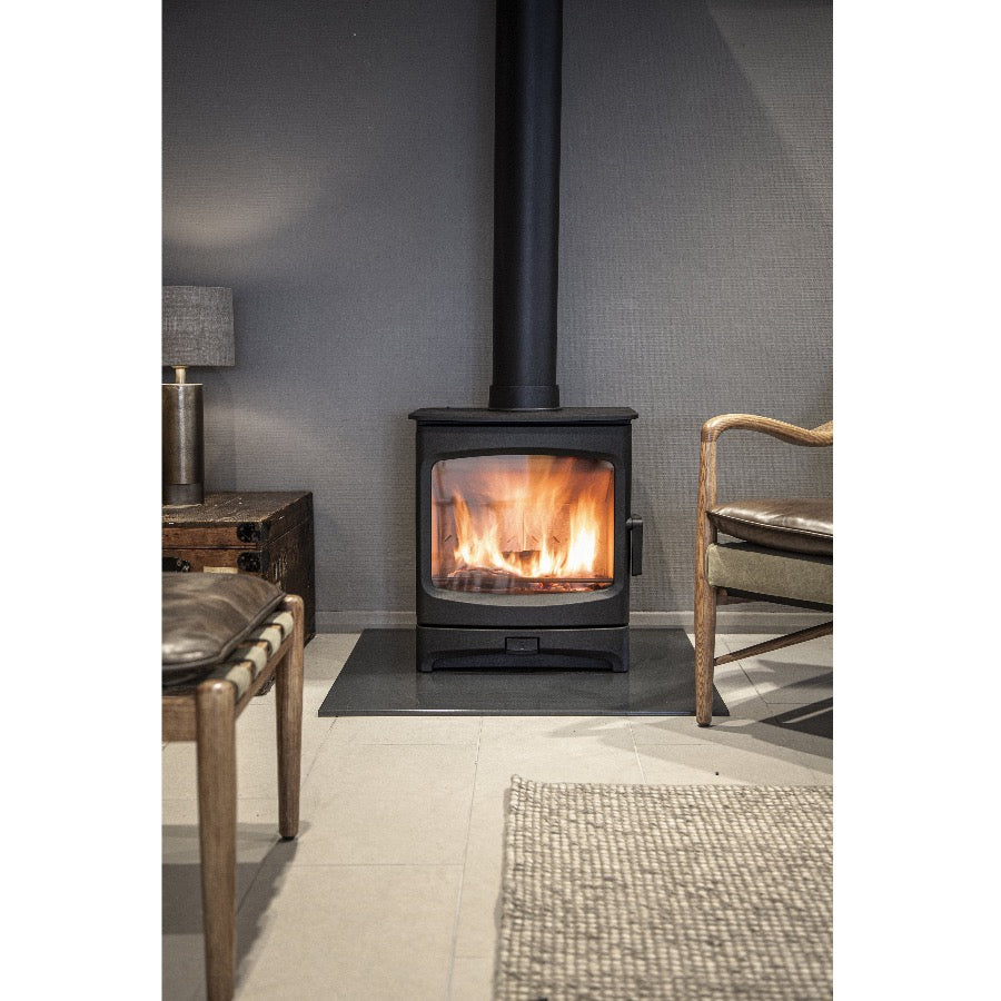 Charnwood Aire 7 Woodburning Stove Low Living Room