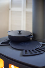 Load image into Gallery viewer, Charnwood Cast Iron Cooking Plate Top View