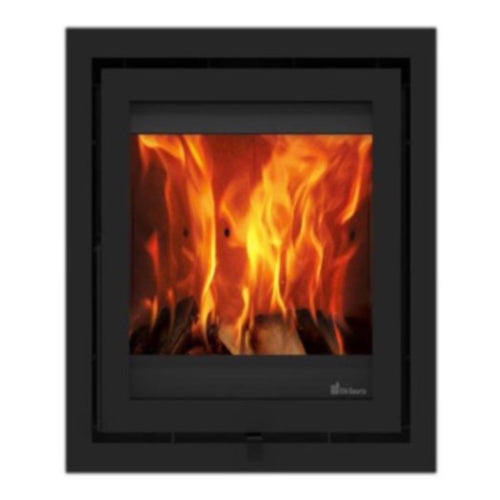 Dik Geurts Instyle 500 Wood Burning Fire Stove