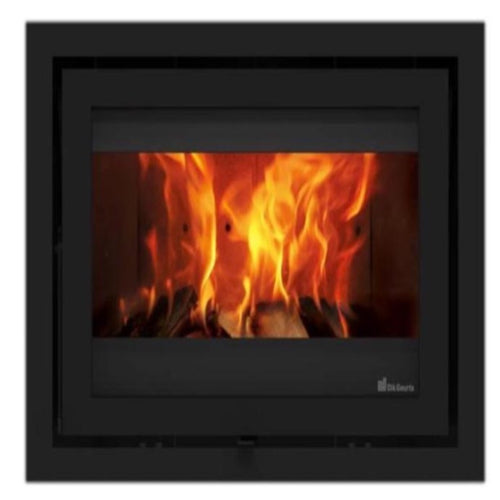 Dik Geurts Instyle 650 EA Wood Burning Fire