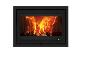 Dik Geurts Instyle 800 Built In Insert Wood Fire