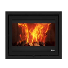 Load image into Gallery viewer, Dik Geurts Instyle 800 EA Wood Burning Fire