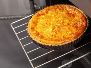 Esse Warmheart Cook Quiche Country Living