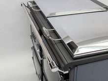 Load image into Gallery viewer, Esse Electric Top Lid View with Towel Rail