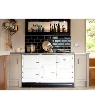 Load image into Gallery viewer, Esse Plus 500 Hot Cupboard Companion Range Cooker in Country Style Kitchen