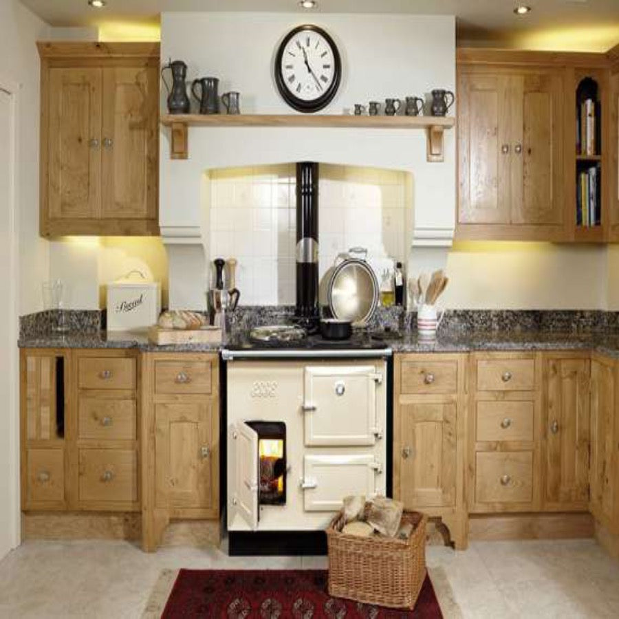 Esse Wood Burning Range Cooker 905WN Cream Country Kitchen Cosy