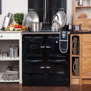 Esse Wood Burning Range Cooker 990 WN in Country Home Kitchen