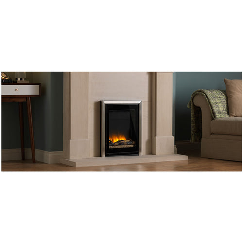 Evonic Ev4i Electric Portrait Fire Silver Trim