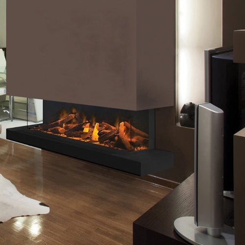 Evonic 1500gf3 With Remote Heating Elevated from Floor in Luxury Home