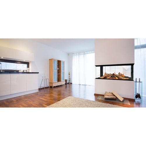 App Controlled Evonic 1030ds Electric Fire Panoramic View Luxury Home Instyle