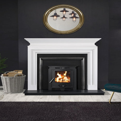 Wallace Fireplace Marble GMS