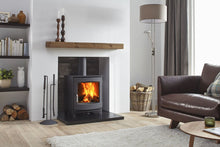 Load image into Gallery viewer, Ivar 5 Low Wood Burning Stove Living Room