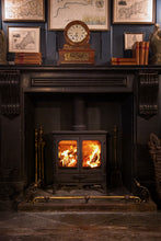Load image into Gallery viewer, Charnwood All New Island I Woodburning Stove Double Door  in Lobby