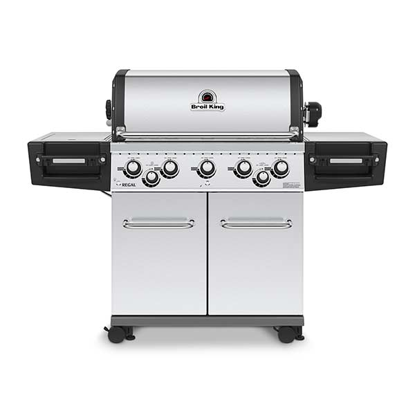 Broil King Regal S590 Infared BBQ Gas Front View