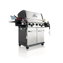Load image into Gallery viewer, Broil King Regal S590 Infared BBQ Gas Side View Left