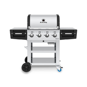 Broil King Regal S420 BBQ Gas Front View