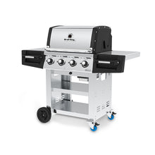 Load image into Gallery viewer, Broil King Regal S420 BBQ Gas Side view Right