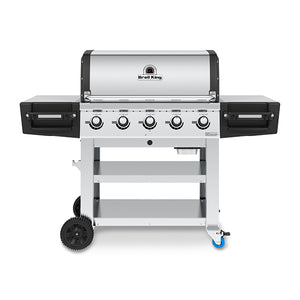 Broil King Regal S520 Commercial Gas BBQ Front View